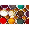 colors powder water solvent