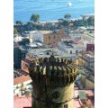 landscape Naples tower