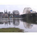Reflectionthursday Reflection Deventer Bridge Water