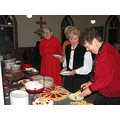 Tis the season for pot luck dinners and fellowship.  This is our Dec. gathering of our branch of ...