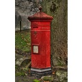 Peak District Derbyshire Buxton Post Box