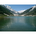 Summer Vacation.. Lake Saif-ul-Mulook Alitude 10,500 ft (3150 M Approx) The track is jeepable but...