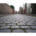 Cobbled backstreet