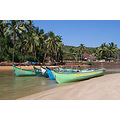 Goan fishing boats