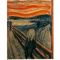 paintings scream munch