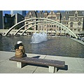Taken at 5:39pm-Nathan Phillips Square-Toronto,Ontario-On Saturday,May 25,2013