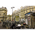 france paris metro travel