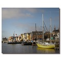 netherlands urk view harbour boat nethx urkx viewn waten boatn harbn