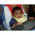 YOUNGEST MICROSOFT ENG WORKJUST 6 MONTHS OLD