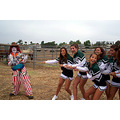 rodeo clown cheerleaders oc fair veekay the