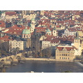 Prag from Petřín observation tower
