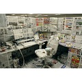 cubicle newspaper prank