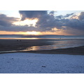 Snow Beach Saunton North Devon