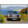 Mercedes Vintage Rossbeigh Kerry Ireland Peter OSullivan