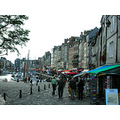 city honfleur france