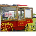popcorn wagon at kyte fair