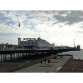 Brighton Pier beachfront East Sussex Sea oakslat architecture water landscape