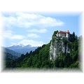 Slovenia Lake Bled Castle
