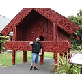 My son spent a lot of time living on a Maori Marae when he was younger and it seems to have rubed...