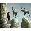 film sculptures photomontage mattepainting aftereffects mattijn fantasy