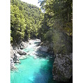 Travel NZ Blue Pools Water