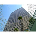 Architecture highrise downtown Los Angeles jdahi64