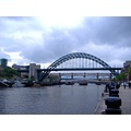 The Tyne and the bridges