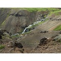e620 sun thermal valley waterfall colors Iceland