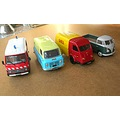 minibus van diecast oxford norev 143 scale car model