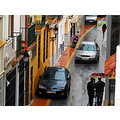 alora photos rain water people spain car