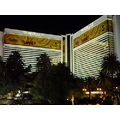 Las Vegas The Mirage Night photography