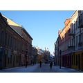 oldtown kaunas winter