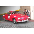 23 Nisan istanbul classic car rally turkey vw carmann ghia