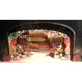 theater decorated model