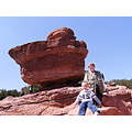rock geology grandmother love garden god colorado_springs colorado vacation trip