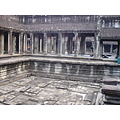 ideal swimming pool in the old days, angkor wat