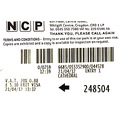 NCP - National Car Parks - daylight robbery - £5.30 for LESS than one hour's parking!!