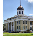 architecture Quincy Florida courthouse