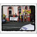 Protest Austerity Cork Ireland