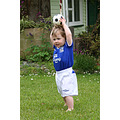 children toddler everton football