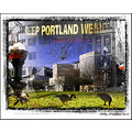Portland Oregon USA Memories