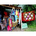 A little whatnot shop in Halei'wa Town up on the North Shore ....