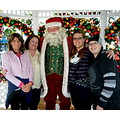 SANTA GIRLS DISNEYLAND