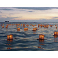 Lantern Floating Hawaii is based on Toro Nagashi�a Japanese ceremony started by the Shinnyo-en Bu...