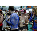 mermaid parade coneyisland brooklyn newyork people