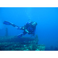 diving diver scuba malta wreck