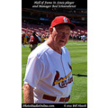 st louis missouri usa sports mlb baseball player Red Schoendienst DSD4830