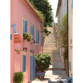 kefalonia greece holiday building architecture food pink