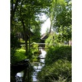 netherlands giethoorn bridge water nethx gietx waten bridn