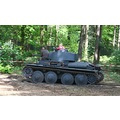 Panzer 38T tank WW2 German Militracks Overloon